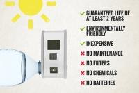 WADI von Helioz - keimfreies Wasser dank Sonnenkraft