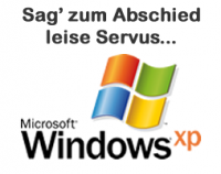 Windows XP Supportende 2014