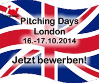 Junge Wirtschaft Pitching Days London