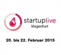 StartupLive Klagenfurt Februar 2015