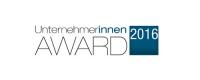 Unternehmerinnen Award 2016 - jetzt bewerben