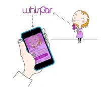 whispar - Dating-App mit Stimme