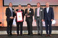 EV Group mit Staatspreis Innovation 2017 ausgezeichnet