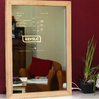 Revelc – Raffinierter Smart Mirror